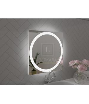 Зеркало с подсветкой для ванной комнаты Палермо