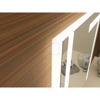 Зеркало с подсветкой для ванной комнаты Витербо 50x50 см