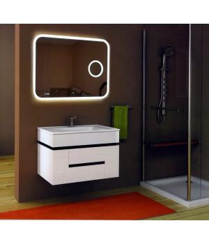 Зеркало для ванной с диодной подсветкой Вивиан